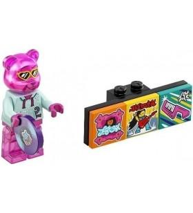 LEGO VIDIYO BANDMATES SERİ 2 43108-3 DJ Rasp-Beary