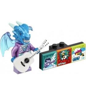 LEGO VIDIYO BANDMATES SERİ 2 43108-4 Dragon Guitarist