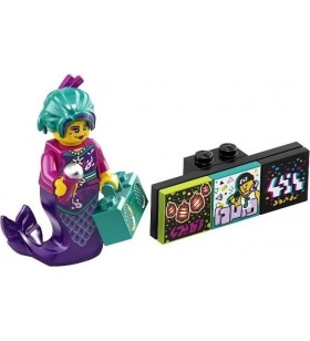 LEGO VIDIYO BANDMATES SERİ 2 43108-5 Karaoke Mermaid