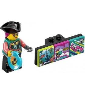 LEGO VIDIYO BANDMATES SERİ 2 43108-6 DJ Captain
