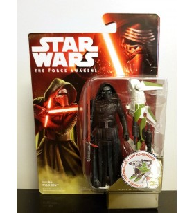 KYLO REN - STAR WARS FORCE AWAKENS FİGÜR TİP2