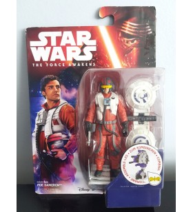 POE DAMERON PİLOT - STAR WARS FORCE AWAKENS FİGÜR