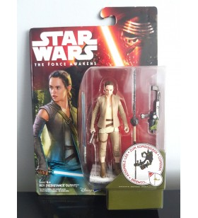 REY RESISTANCE OUTFIT - STAR WARS FORCE AWAKENS FİGÜR