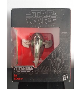 SLAVE I - STAR WARS TİTANYUM MİNİ MODEL