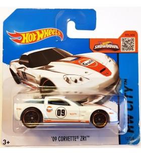 Hot Wheels 09 Corvette ZR1 HW City Beyaz