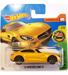 Hot Wheels 15 Mercedes AMG GT HW Exotics Sari