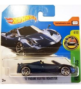 Hot Wheels 17 Pagani Huayra Roadster HW Exotics Lacivert
