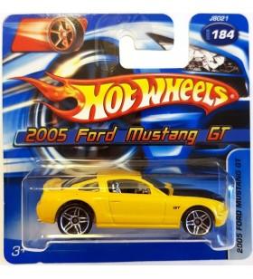 Hot Wheels 2005 Ford Mustang GT Mainline 2006 Sari
