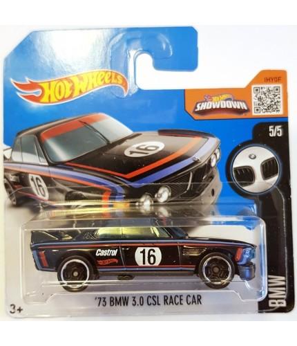 Hot Wheels 73 BMW 3.0 CLS Race Car BMW 2017