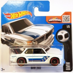 Hot Wheels BMW 2002 BMW 2017