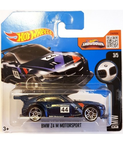Hot Wheels BMW Z4 M Motorsport BMW 2017
