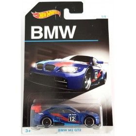 Hot Wheels BMW serisi No 5 BMW M3 GT2