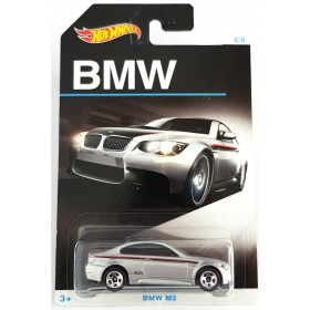 Hot Wheels BMW serisi No 6 BMW M3