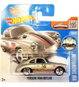 Hot Wheels Porsche 356A Outlaw HW Show Room 2017 Gri