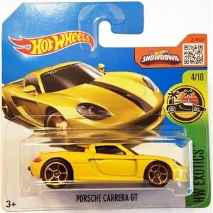 Hot Wheels Porsche Carrera Gt HW Exotics Sari