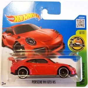 Hot Wheels Porshce 911 GT3 RS HW Exotics