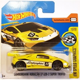 Hot Wheels Lamborghini Huracan Lp 620-2 Super Trofeo Sari