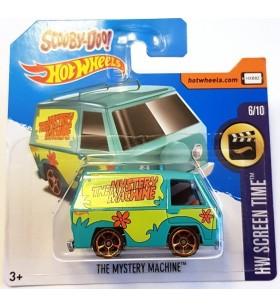 Hot Wheels The Mystery Machine HW Screen Time 2017