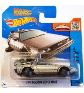 Hot Wheels Time Machine Hower Mode HW City