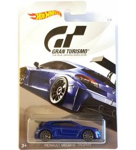 Hot Wheels Gran Turismo 2017 No.5 Renault Megane Trophy