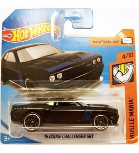 Hot Wheels 15 Dodge Challenger Musclemania 2015