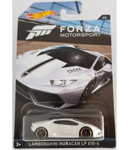 Hot Wheels Forza serisi No 4 Lamborghini Huracan LP610-4