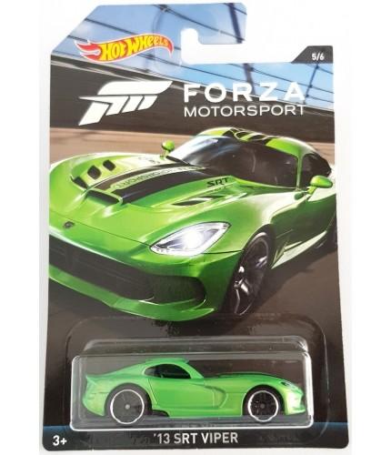 Hot Wheels Forza Motorsport No 5 13 SRT Viper