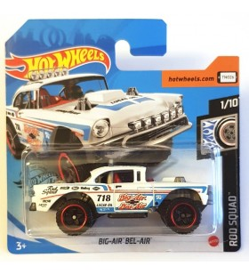 Hot Wheels Big-Air Bel Air Rod Squad 2020 Beyaz
