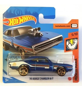 Hot Wheels 70 Dodge Charger R/T Muscle Mania 2020