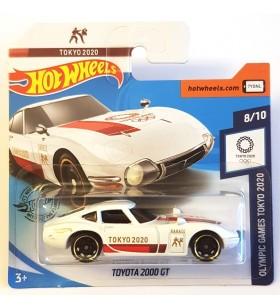 Hot Wheels Toyota 2000 GT 0 Olympics Tokyo 202