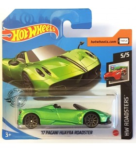 Hot Wheels 17 Pagani Huayra Roadster HW Roadsters 2020