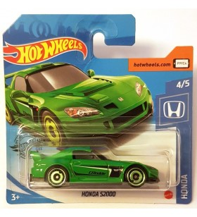 Hot Wheels Honda S2000 Honda Series Yeşil