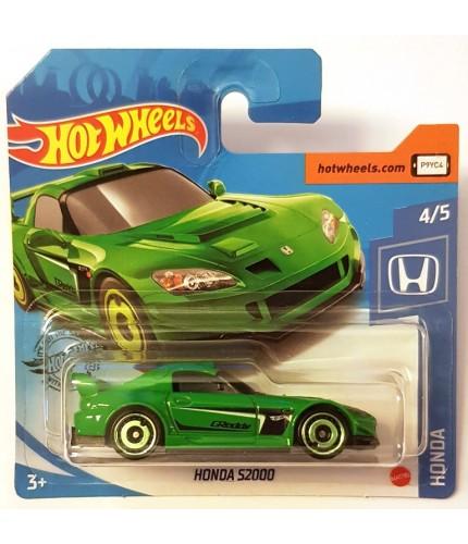 Hot Wheels Honda S2000 Honda Series Yeşil