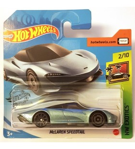 Hot Wheels Mclaren Speedtail HW Exotics 2020