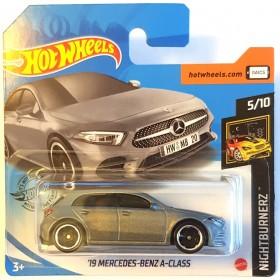 Hot Wheels 19 Mercedes Benz A-Class 2019 Gri