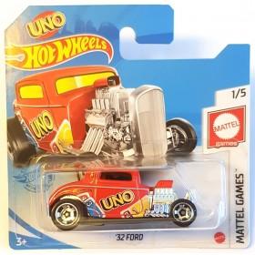 Hot Wheels 32 Ford Uno Mattel Games
