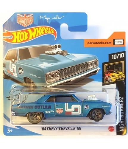 Hot Wheels 64 Chevy Chevelle SS Nightburners