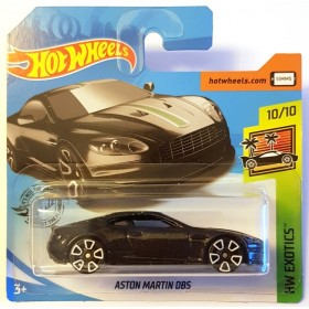 Hotwheels Aston Martin DB5 HW Exotics Siyah