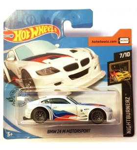 Hot Wheels BMW Z4 M Motorsport Boluncuk Çatlak