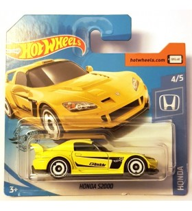 Hot Wheels Honda S2000 Greddy Sarı