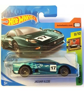 Hot Wheels Jaguar XJ220 HW Exotics Yeşil