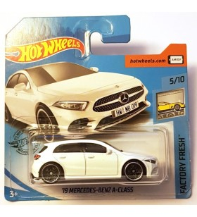 Hot Wheels 19 Mercedes Benz A-Class Factory Fresh 2019