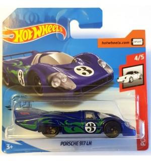 Hot Weels Porsche 917 LH Porsche Koyu Mor