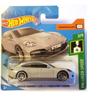Hot Wheels Porsche Panamera Turbo S E-Hybrid Gri