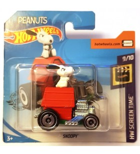 Hot Wheels Snoopy HW Screen Time 2020