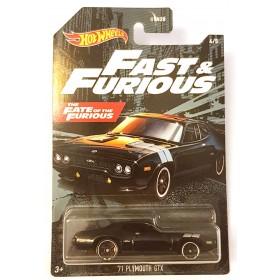 Hot Wheels Fast & Furious Seri 2 No:4 71 Plymouth GTX