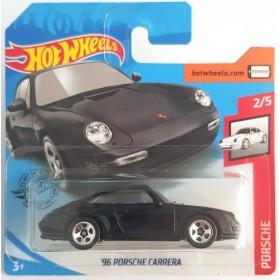 Hot Wheels 96 Porsche Carrera Porsche Series Siyah
