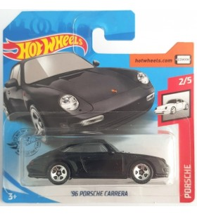 Hot Wheels 96 Porsche Carrera Porsche Series Siyah