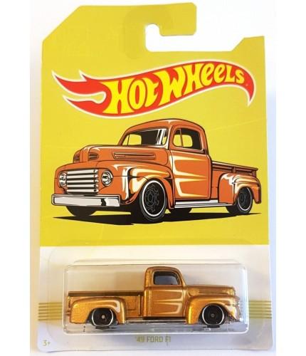 Hot Wheels 49 Ford F1 Truck Series