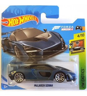 Hot Wheels Mclaren Senna HW Exotics 2019
